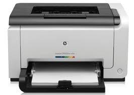 Заправка цветного лазерного принтера картриджей HP Color LaserJet Pro CP1025