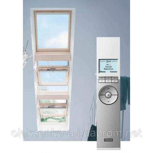 мансардное окно велюкс Velux Ggl Integra 307021 мk06 78х118cм