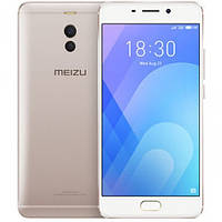 Meizu M6 Note 3/16GB Gold 3 мес.