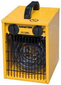 Електрична теплова гармата Master B 2 EPB