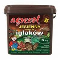 Agrecol/Агрекол удобрение осеннее для хвой,5кг-специализированное фосфорно-калийное удобрение