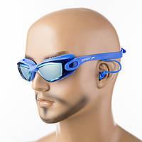 Очки для плавания Speedo S86AD синий