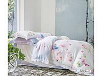 Бамбуковое постельное белье евро размера Arya Oceane AR47