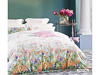 Бамбуковое постельное белье евро размера Arya Pascal AR47