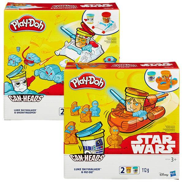 B0595 Play-Doh Герої Зоряних війн