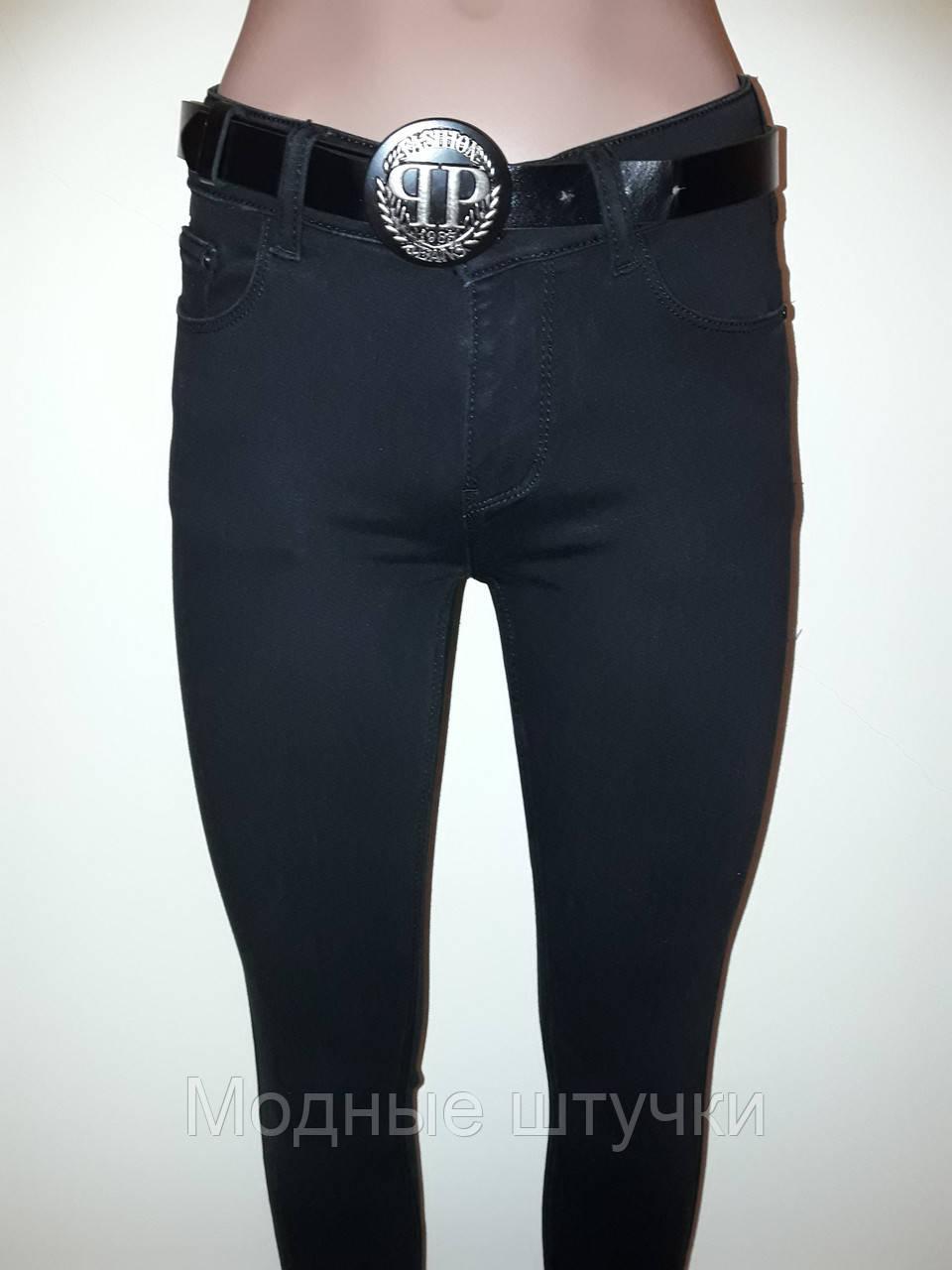 b46626b776e Черные джинсы женские утепленные