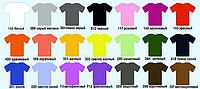 Стоимость печати на футболках, фото 1