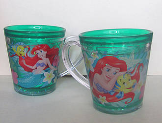 Чашка Дисней с Ариель