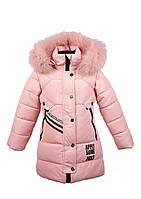 Зимняя куртка на 100% холлофайбере размеры 98-122