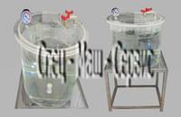 Прибор для проверки герметичности упаковки