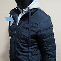Куртка мужская зимняя под резинку Коламбия 2018