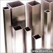 Труба прямоугольная  AISI 304 20.0 х 10.0 х 1,2    нержавеющая