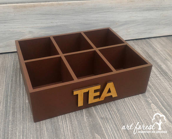 Бокс для чая, фото 2