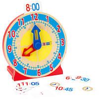 Деревянные умные часы Melissa & Doug (MD14284)