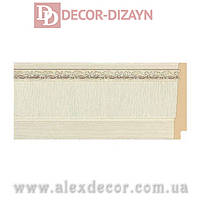 Плинтус B1090-MP Decor-Dizayn 90х15х2400мм