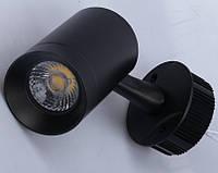 Светильник светодиодный TRL10WWM BL  Антиблик линза (черный)