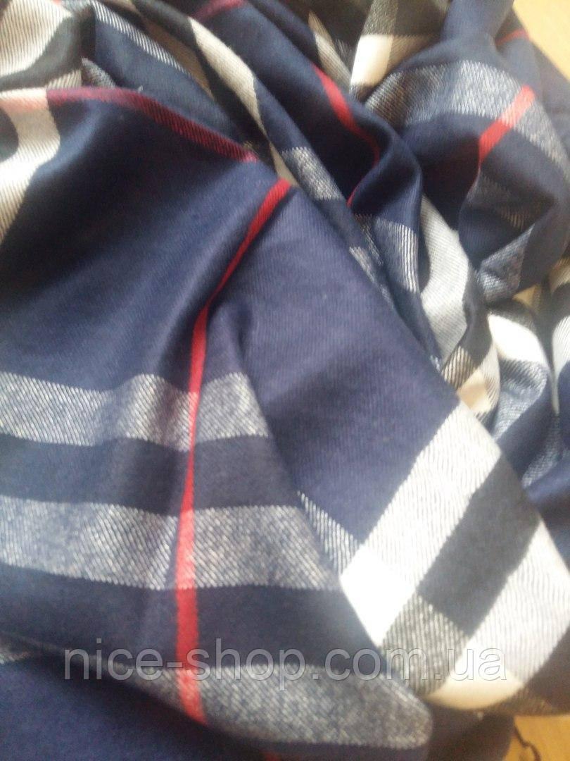 7a8a7598c47e Шарф Burberry-пашмина,синий  продажа, цена в Одессе. платки, шали ...