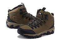 Зимние ботинки на меху The North Face Haki