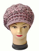Зимняя женская вязаная кепка Пейдж
