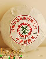 Китайский чай Шэн Пуэр Туо-Ча (чаша пуэра, шен пуэр прессованный, точа, Shen Puerh) 100 г