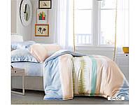 Бамбуковое постельное белье евро размера Arya Chloe AR47