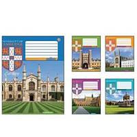 А5/12 кос. ЗУ CAMBRIDGE History -16 тетрадь ученич.