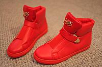 Женские кроссовки Nike style Coco Paris красные 36 - 41