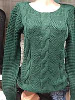 Шерстяной женский свитер 42-46р в ассортименте