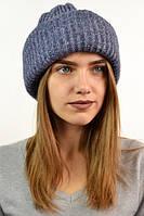 Молодежная  зимняя шапка чулок
