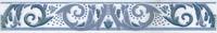 Плинтус керамический KERAMA MARAZZI 20х3х8 Парча (AR161\7108T)
