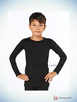 Термобелье детское футболка с длинным рукавом Sevim, размер 128