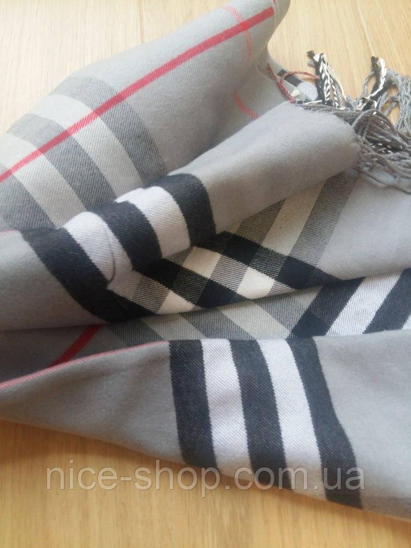 c7299a4f484b Шарф Burberry - пашмина, серый  продажа, цена в Одессе. платки, шали ...
