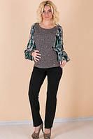 Классические брюки для беременных, р.XS