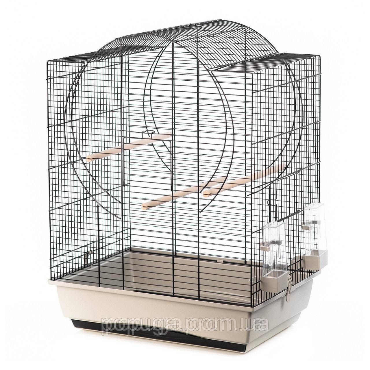 Клетка для попугаев EMMA, цинк