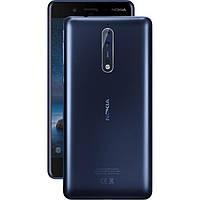 Nokia 8 Dual SIM Matte Blue