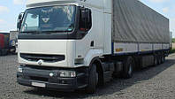 Бампер на Рено Премиум (Renault Premium)