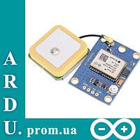 GPS модуль NEO-6M для Arduino AVR PIC ARM STM [#1-2]