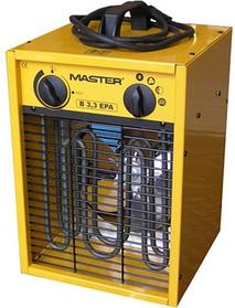 Електрична теплова гармата Master B 3,3 EPB