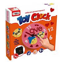 """Набор для творчества """"Toy clock - Любовь"""""""