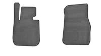 Коврики в салон БМВ 3 F30 (BMW 3 F30) с 2012 г. (резина, 2 шт), фото 1