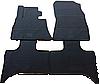 Коврики в салон БМВ X5 E53 (BMW X5 E53) с 1999 г. (резина, 4 шт.)