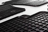 Коврики в салон БМВ Х1 F48 (BMW X1 F48) c 2015 г. (резина, 2 шт)