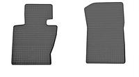 Коврики в салон БМВ Х3 Е83 (BMW X3 E83) с 2004 г. (резина, 2 шт), фото 1