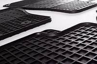 Коврики в салон БМВ Х6 F16 (BMW X6 F16) с 2014 г. (резина, 4 шт), фото 1