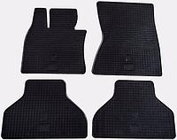 Коврики в салон БМВ Х6 Е71 (BMW X6 E71) с 2008 г. (резина, 4 шт), фото 1