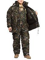 Зимний костюм Красивый хвойный лес .-30 ,комфортный и теплый ,для рыбалки и охоты