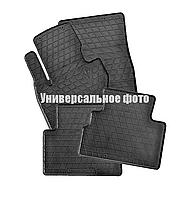 Коврики в салон Вольво ХС70/S80/V70 (Volvo XC70/S80/ V70) (07-/06-/07- г.) (диз 2016, резина, 4 шт)