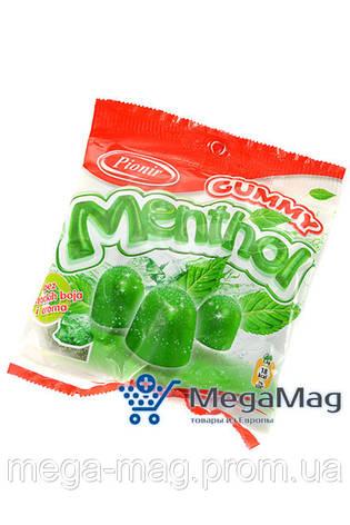 Конфеты желейные PIONIR Gummy Menthol 100г, фото 2