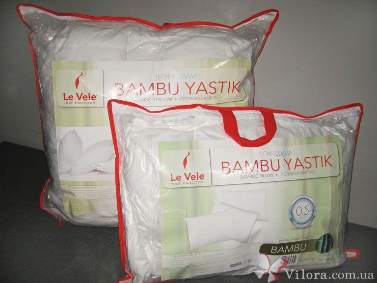 Подушка Le Vele бамбуковая 50*70 Турция