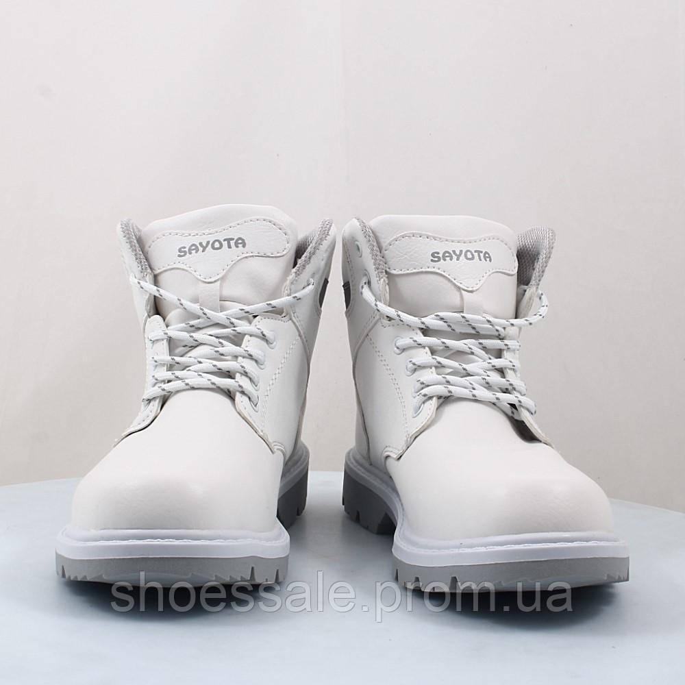 Женские ботинки Sayota (48289) 2